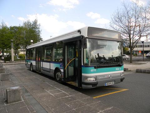 Irisbus Agora line N°049014 - (c) francois35