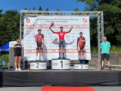 Tim Rey (VMC Aarwangen) - 2. Rang U19