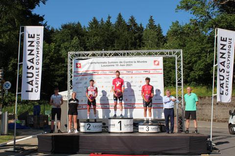 Marc Hirschi (RRC Bern) - 2. Rang Elite