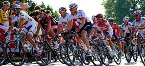 Undankbarer 4. Rang im Strassenrennen in Kopenhagen für Fabian Cancellara.