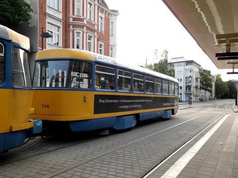 745 auf der Georg-Schumann-Straße