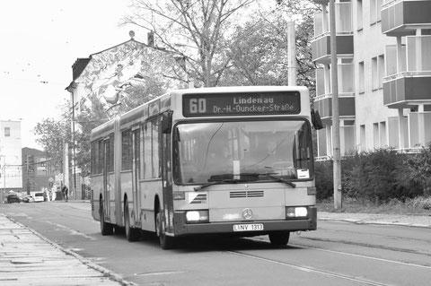313 auf der Arthur-Hoffmann-Straße
