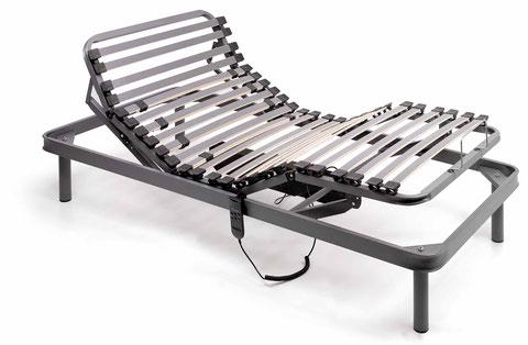 Somier articulado eléctrico fabricado con materiales de alta calidad