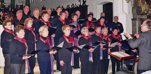 Gemischter Chor - Sängergruppe Mainschleife - Ebrach 2009