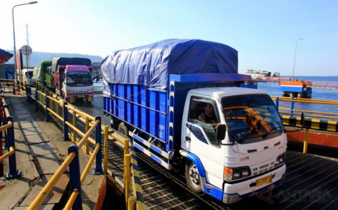 Traveling to Lombok by Public Ferry │ Schedules & Tariff - Lombok