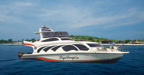 Semaya One Fast Cruises, Luxury Fast Boat from bali To Lombok & Gili Islands