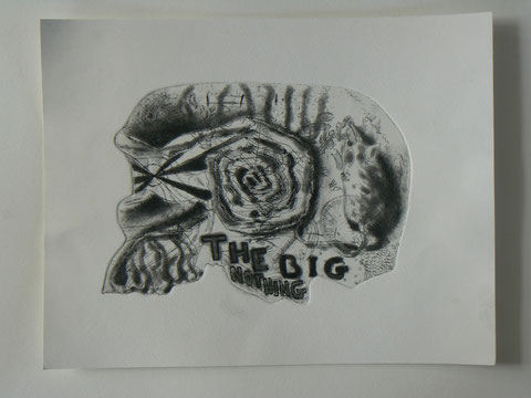 The Big Nothing, black/white