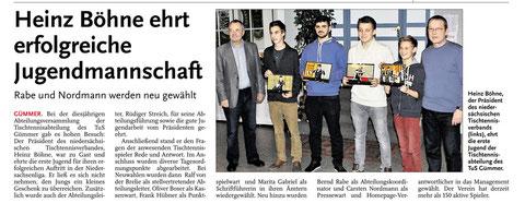 Neue Presse vom 17.01.2013