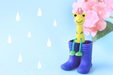 rainy season 頭痛