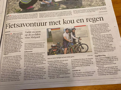 Het Noord-Hollands Dagblad van 10 september