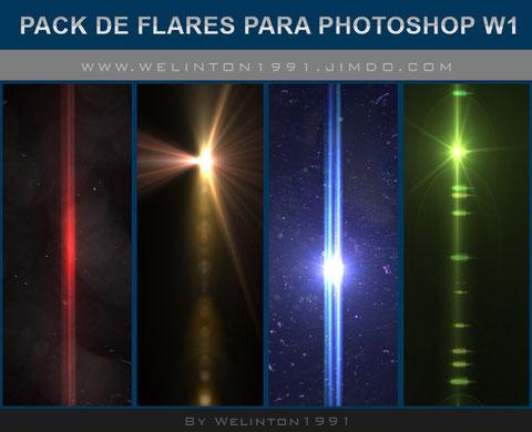 Pack De Flares W1