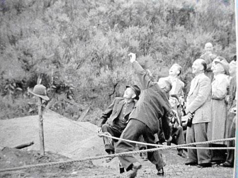 Vogelwerfen 1948