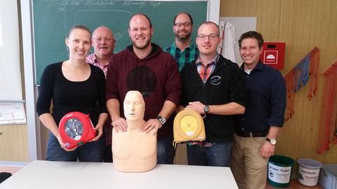 AED Einweisung