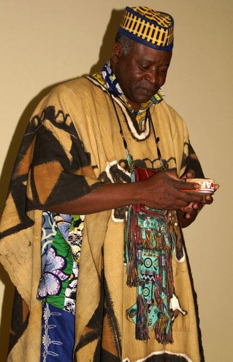 Rabiou - Conteur Originaire du Niger