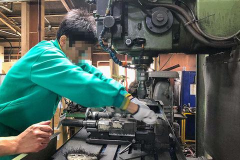 新潟市松浜中学、職場体験学習