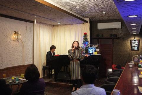 2014.12.12 Vo.横山未希&P.辺見優司