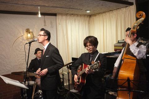 2015.4.1 花園ジョニー&またたびキャッツ