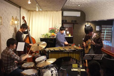 2015.1.11 本島大地G Quartet