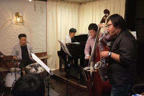 2015.5.2 櫻井智則As Quartet