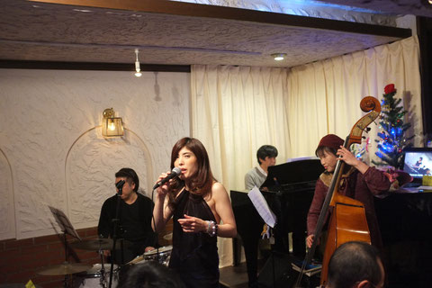 2014.12.13 田中淳子Vo LIVE