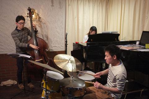 2015.3.7 石当 薫B Trio