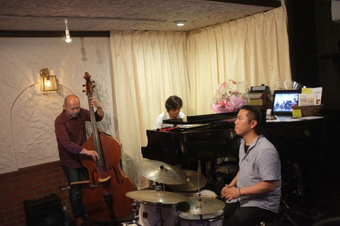 2015.5.24 辺見優司P Trio