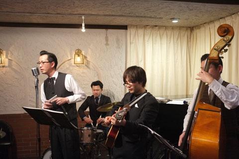 2015.3.4 花園ジョニー&またたびキャッツ