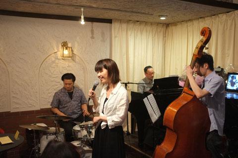 2015.6.17 Vocal Project  Vo.瀬谷圭子