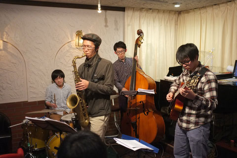 2014.11.15 石当 薫b Quartet