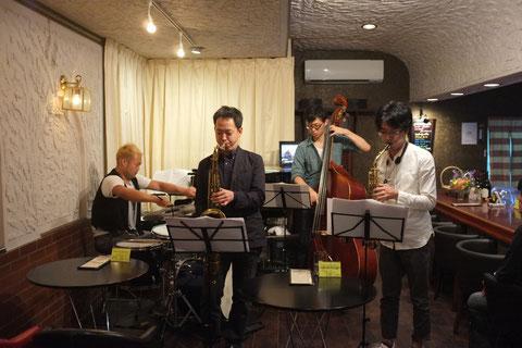 2014.10.4 福田晋平b Quartet