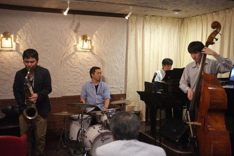2014.5.24 岡田嘉満T.Sax LIVE