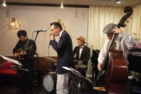 2015.9.2 花園ジョニー&またたびキャッツ