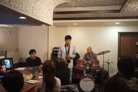2014.10.2 一周年記念スペシャルライブ 江藤良人Organ Trio