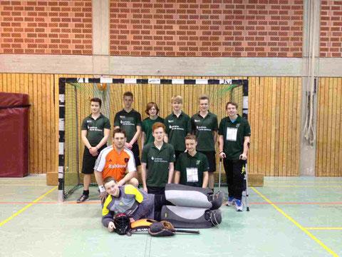 Team DHG Männliche Jugend-A 2013/2014