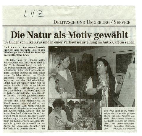 Leipziger Volkszeitung ...