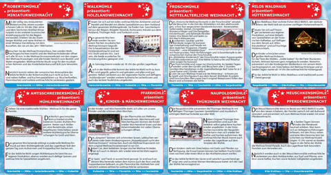 Weihnachtstal - Mühltal 10. bis 11.12.2011