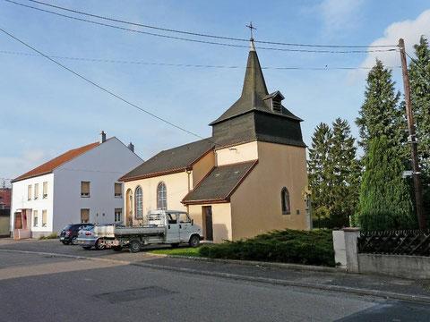 Chapelle de Grand Eich
