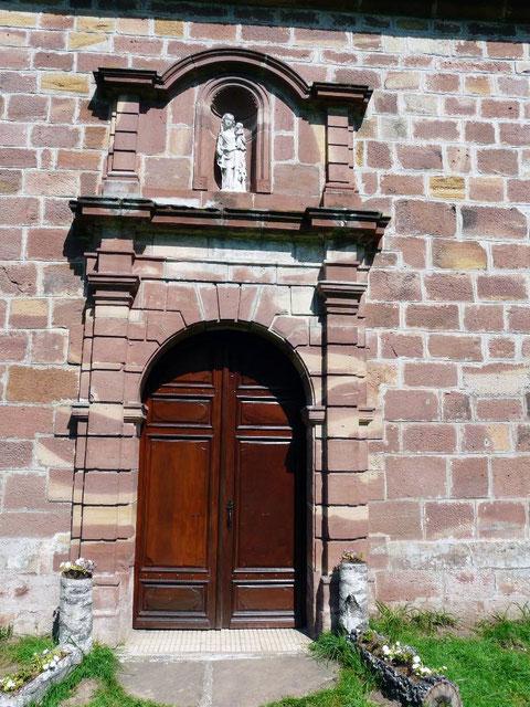 Le portail d'entrée