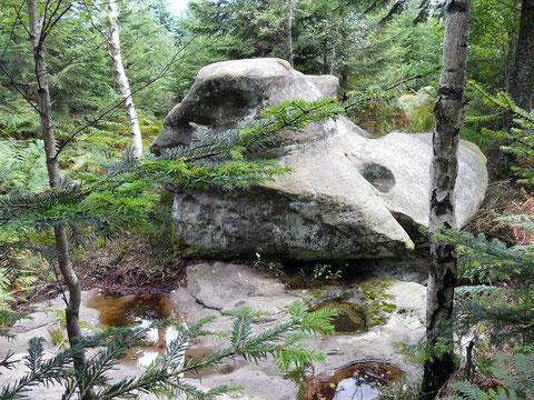 dolmen de la Haute Côte