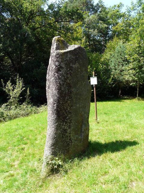 Menhir de Raon L'Etape