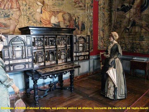 Salon VAUBAN-Cabinet italien