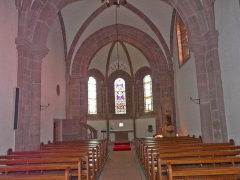 Chapelle d'Obersteingen