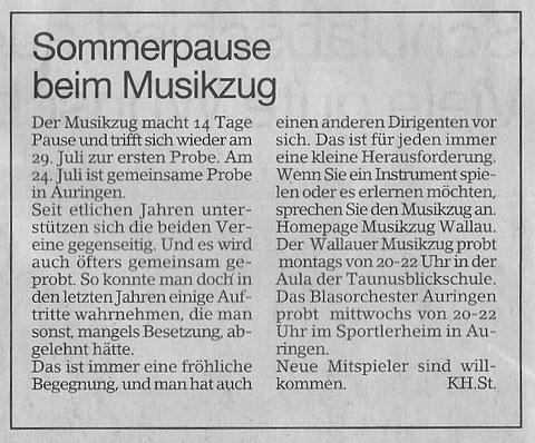 Erbenheimer Anzeiger 12.7.2013