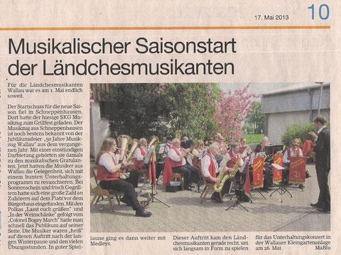 Erbenheimer Anzeiger 17.05 2013