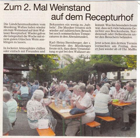 Erbenheimer Anzeiger 13.6.2014