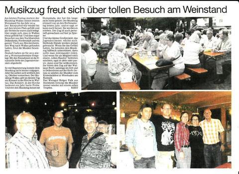 Erbenheimer Anzeiger 29.8.2014