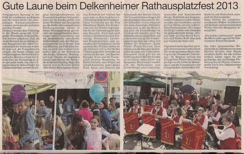 Erbenheimer Anzeiger 5.7.2013