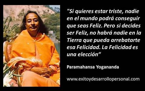 p. yogananda frases