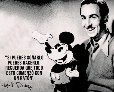 Walt Disney Del Fracaso Al Exito Desarrollo Personal