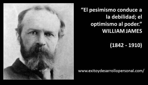 William James Frases Y Pensamientos Desarrollo Personal